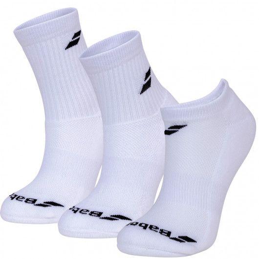 Носки спортивные Babolat MIX 3 PAIRS PACK (Упаковка,3 пары) 5UA1411/1000