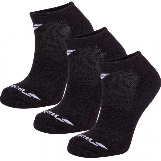 Носки спортивные Babolat INVISIBLE 3 PAIRS PACK (Упаковка,3 пары) 5UA1461/2000