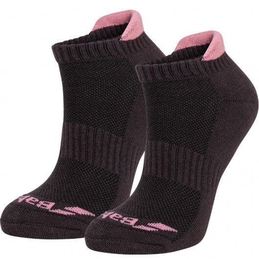Носки спортивные Babolat INVISIBLE 2 PAIRS WOMEN (Упаковка,2 пары) 5WA1361/2014