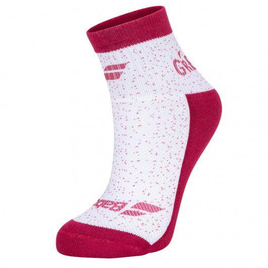 Носки спортивные Babolat GRAPHIC SOCKS WOMEN (Упаковка,1 пара) 5WA1451/1028