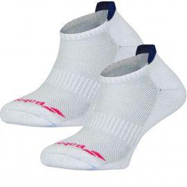 Носки спортивные Babolat INVISIBLE 2 PAIRS WOMEN (Упаковка,2 пары) 5WS...
