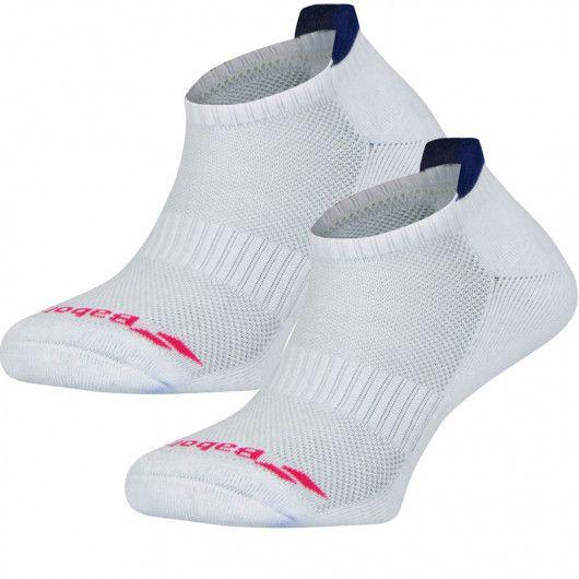 Носки спортивные Babolat INVISIBLE 2 PAIRS WOMEN (Упаковка,2 пары) 5WS18361/1005