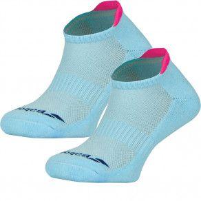 Носки спортивные Babolat INVISIBLE 2 PAIRS WOMEN (Упаковка,2 пары) 5WS18361/4022