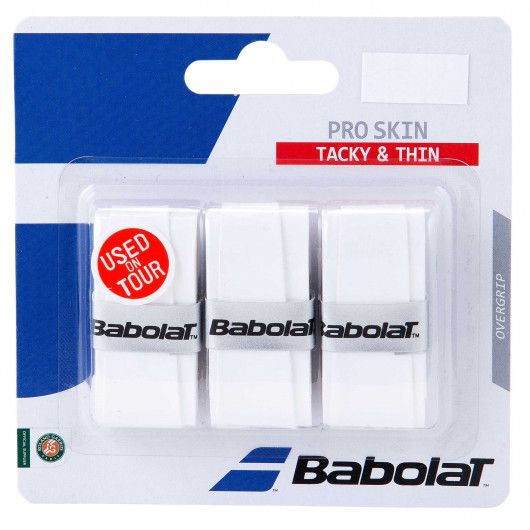 Намотка на ракетку Babolat PRO SKIN X3 (Упаковка,3 штуки) 653036/101