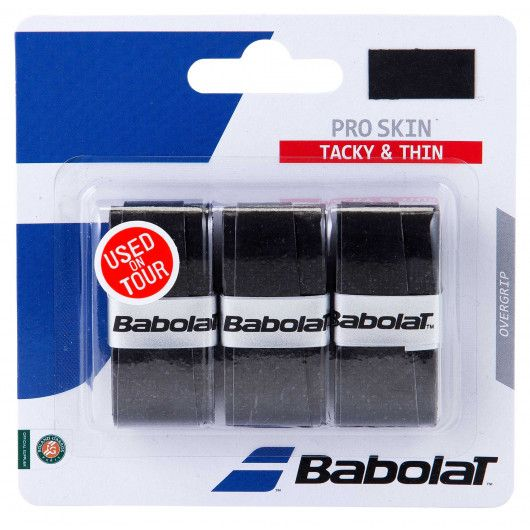 Намотка Babolat PRO SKIN X3 (Упаковка,3 штуки) 653036/105(653036/105)