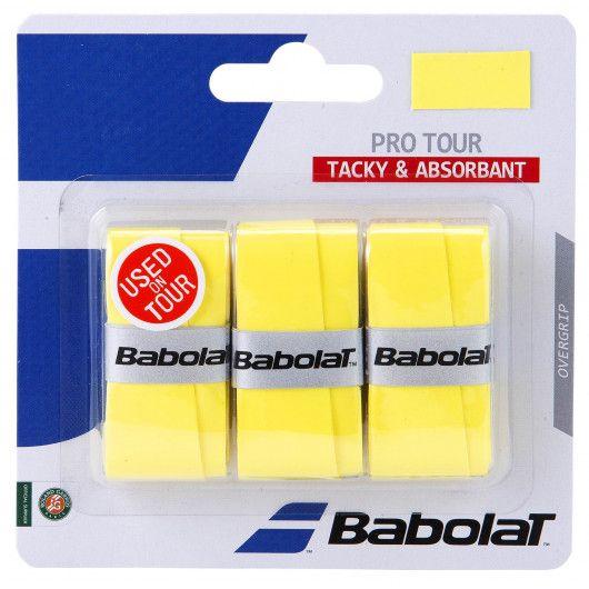 Намотка на ракетку Babolat PRO TOUR X3 (Упаковка,3 штуки) 653037/113