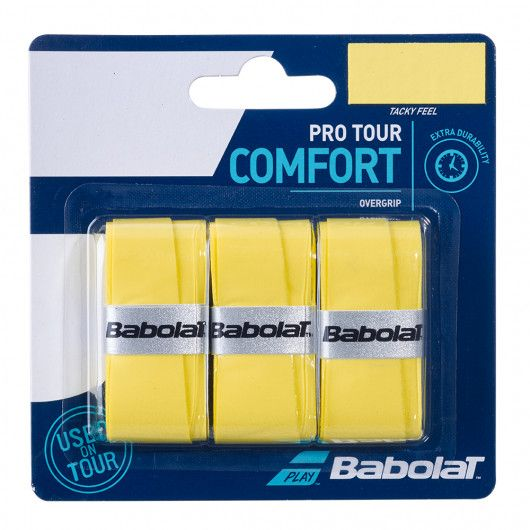 Намотка на ракетку Babolat PRO TOUR X3 (Упаковка,3 штуки) 653037/349
