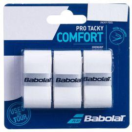 Намотка на ракетку Babolat PRO TACKY X3 (Упаковка,3 штуки) 653039/101...