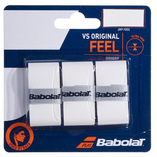 Намотка на ракетку Babolat VS ORIGINAL X3 (Упаковка,3 штуки) 653040/101