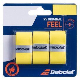 Намотка на ракетку Babolat VS ORIGINAL X3 (Упаковка,3 штуки) 653040/11...