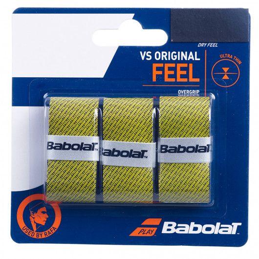 Намотка на ракетку Babolat VS ORIGINAL X3 (Упаковка,3 штуки) 653040/142