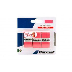 Намотка на ракетку Babolat VS ORIGINAL X3 (Упаковка,3 штуки) 653040/156