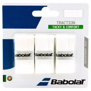 Намотка на ракетку Babolat TRACTION X3 (Упаковка,3 штуки) 653043/101