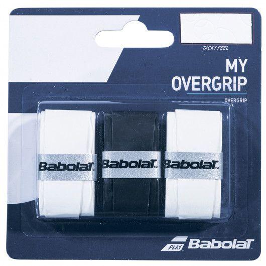Намотка на ракетку Babolat MY OVERGRIP X3 (Упаковка,3 штуки) 653045/145