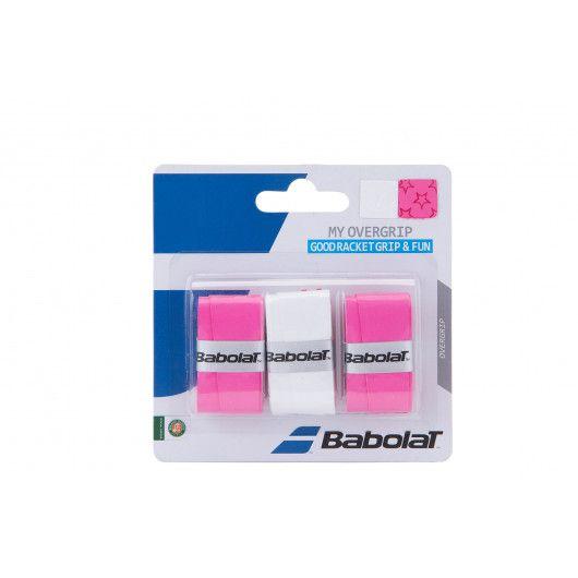 Намотка Babolat MY OVERGRIP X3 (Упаковка,3 штуки) 653045/184