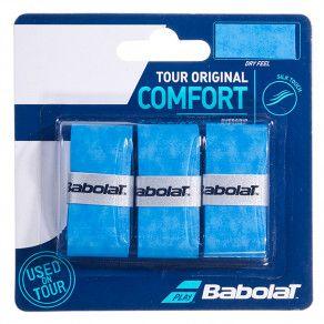 Намотка на ракетку Babolat TOUR ORIGINAL X3 (Упаковка,3 штуки) 653047/136
