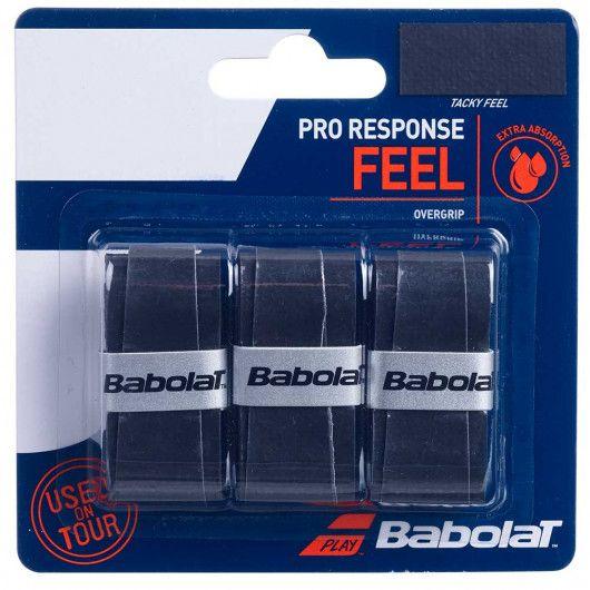 Намотка на ракетку Babolat PRO RESPONSE X3 (Упаковка,3 штуки) 653048/105
