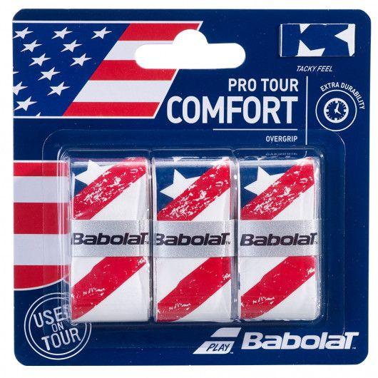 Намотка на ракетку Babolat OVERGRIP X3 (JP - US - FR) (Упаковка,3 штуки) 653050/331
