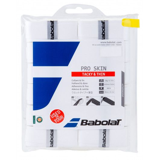 Намотка Babolat PRO SKIN X12 (Упаковка,12 штук) 654008/101