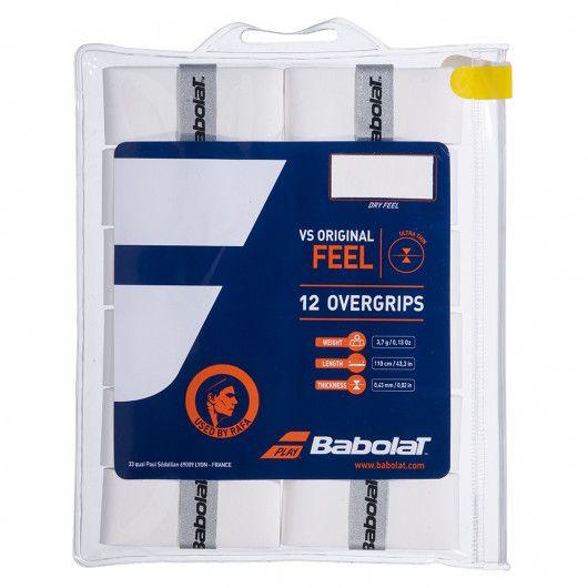 Намотка Babolat VS ORIGINAL X12 (Упаковка,12 штук) 654010/101
