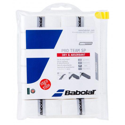 Намотка Babolat PRO TEAM SP X12 (Упаковка,12 штук) 654011/101