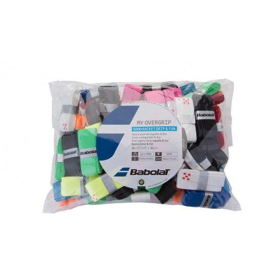 Намотка на ракетку Babolat MY OVERGRIP REFILL (Упаковка,70 штук) 656007/134