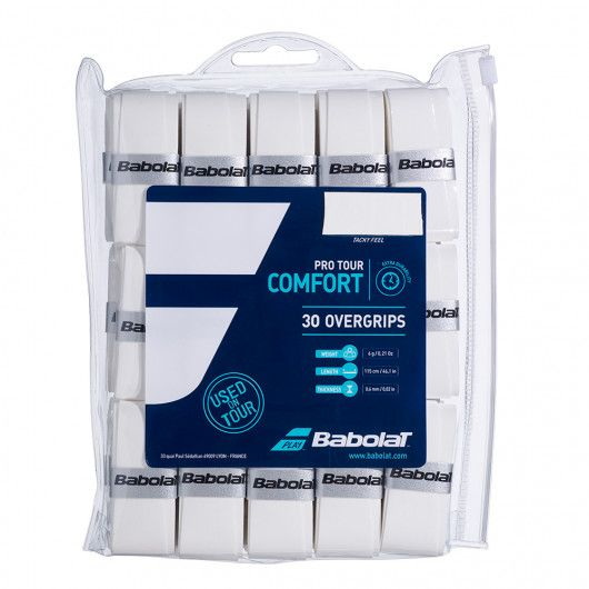 Намотка на ракетку Babolat PRO TOUR X30 (Упаковка,30 штук) 657002/101