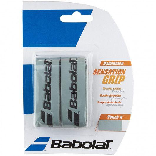 Намотка бадминтонная Babolat GRIP SENSATION X2 (Упаковка,2 штуки) 670050/108