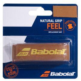 Ручка для ракетки Babolat NATURAL GRIP (1 штука) 670063...