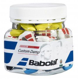 Виброгаситель Babolat CUSTOM DAMP BOX X48 (Упаковка,48) 700025/134(700...