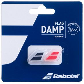 Виброгаситель Babolat FLAG DAMP X2 (Упаковка,2 штуки) 700032/189