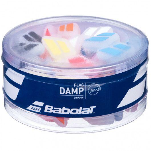 Виброгаситель Babolat FLAG BOX X50 (Упаковка,50 штук) 700033/134