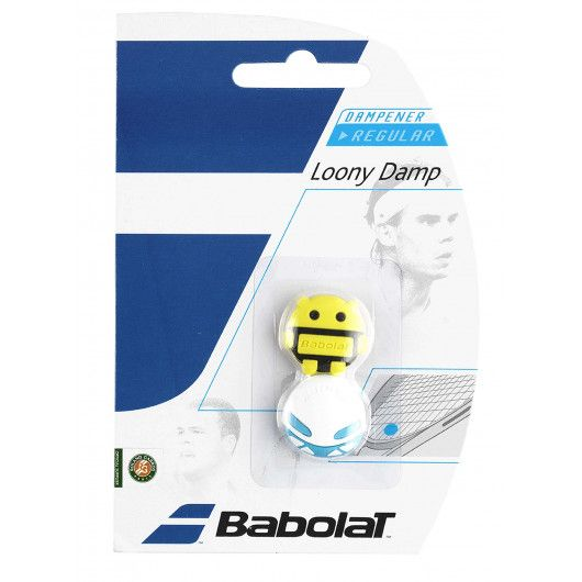 Виброгаситель Babolat LOONY DAMP X2 (Упаковка,2 штуки) 700034/175