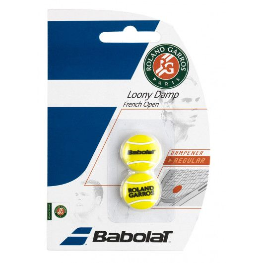 Виброгаситель Babolat LOONY DAMP RG/FO X2 (Упаковка,2 штуки) 700036/113