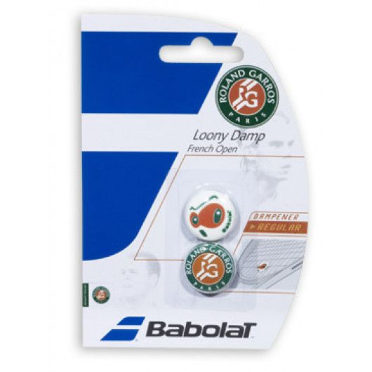 Виброгаситель Babolat LOONY DAMP RG/FO X2 (Упаковка,2 штуки) 700036/134