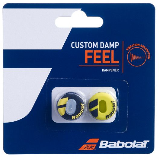 Виброгаситель Babolat CUSTOM DAMP X2 (Упаковка,2 штуки) 700040/142