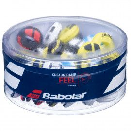 Виброгаситель Babolat CUSTOM DAMP BOX X48 (Упаковка,48) 700041/134...