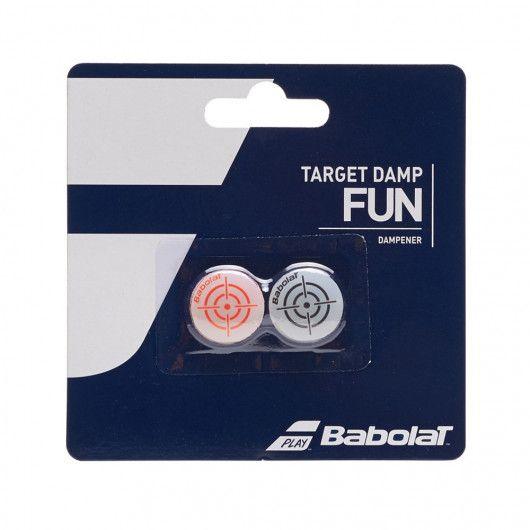 Виброгаситель Babolat TARGET DAMP X2 (Упаковка,2 штуки) 700047/189