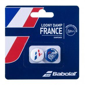 Виброгаситель Babolat LOONY DAMP FRANCE X2 (Упаковка,2 штуки) 700048/331