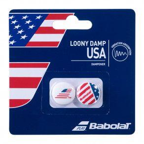 Виброгаситель Babolat LOONY DAMP US X2 (Упаковка,2 штуки) 700049/331