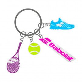 Брелок Babolat CHARMS KEY RING 744002/100