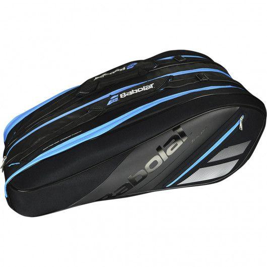 Чехол для теннисных ракеток Babolat RH X12 TEAM LINE (12 ракеток) 751155/136
