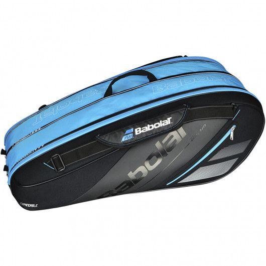 Чехол для теннисных ракеток Babolat RH EXPANDABLE TEAM LINE (4-10 ракеток) 751156/136