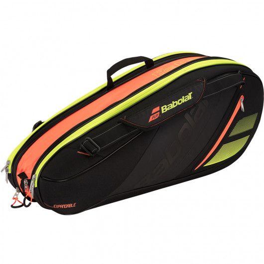 Чехол для теннисных ракеток Babolat RH EXPANDABLE TEAM LINE (12 ракеток) 751156/264