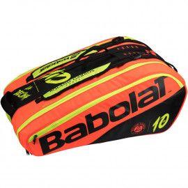 Чехол для теннисных ракеток Babolat RH X12 PURE DECIMA RG/FO (12 ракет...