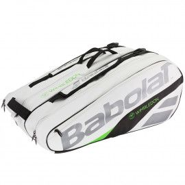 Чехол для теннисных ракеток Babolat RH X12 PURE WIMBLEDON (12 ракеток)...