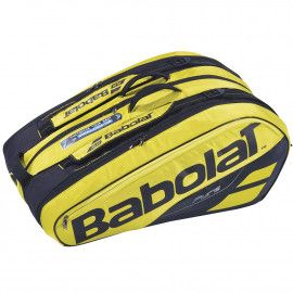 Чехол для теннисных ракеток Babolat RH X12 PURE AERO (12 ракеток) 7511...