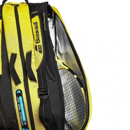 Чехол для теннисных ракеток Babolat RH X12 PURE AERO (12 ракеток) 751180/191