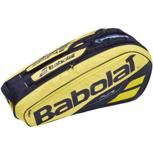 Чехол для теннисных ракеток Babolat RH X6 PURE AERO (6 ракеток) 751182/191