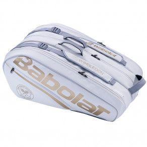Чехол для теннисных ракеток Babolat RH X12 PURE WIMBLEDON (12 ракеток) 751195/316